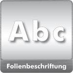 Folienbeschriftung produzieren, Folienschrift, Foliengrafiken, Folienplottproduktion, Beschriftungen anfertigen